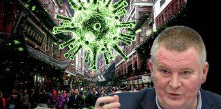 Coronavirus podría «nunca desaparecer», advierte un alto funcionario de la OMS