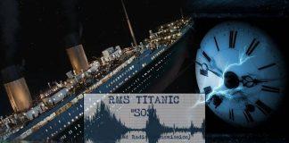 Después de más de un siglo: ¿se siguen recibiendo señales «SOS» del Titanic? ¿es una anomalía en el tiempo?