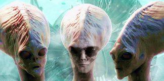 Encuentro cercano con alienígenas «muertos» y petrificados