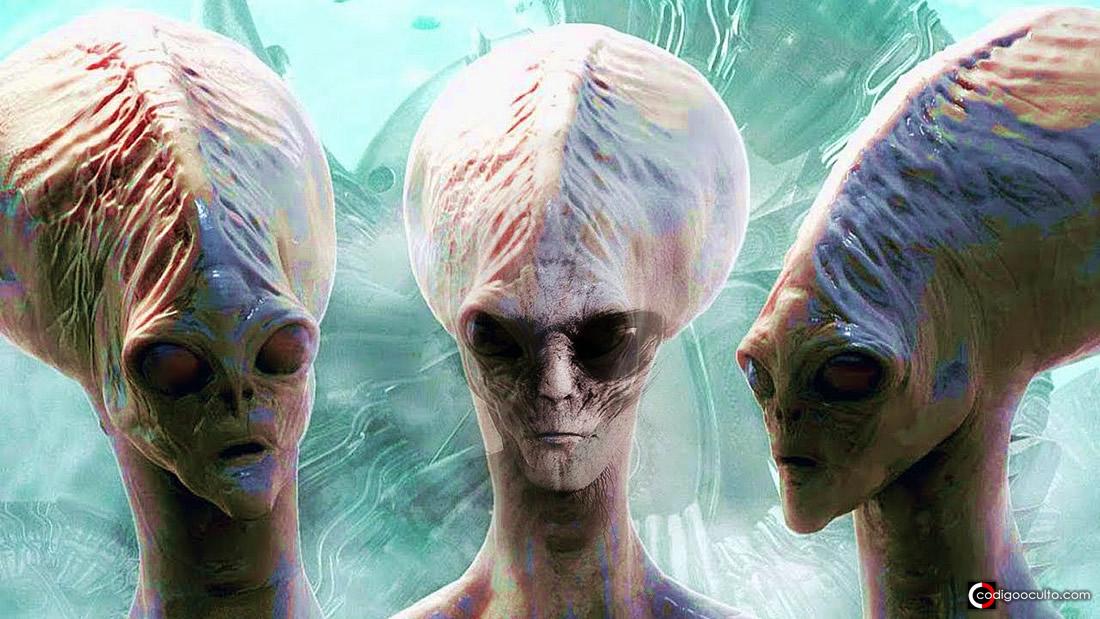 Encuentro cercano con alienígenas «muertos» y petrificados (Vídeo)