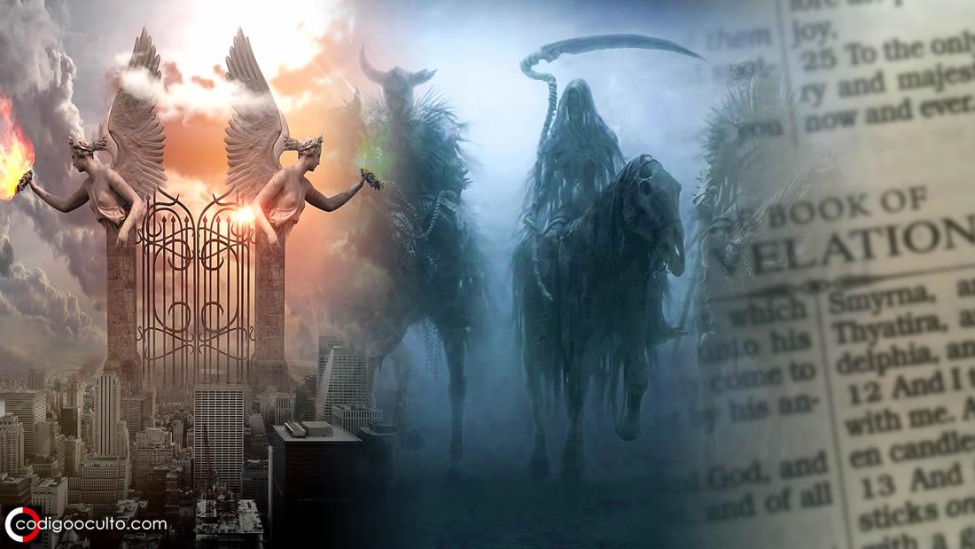 Estudioso de la Biblia afirma que Sellos del Libro de Apocalipsis están rotos
