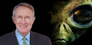Ex senador afirma que los «alienígenas son reales» y que los políticos no deben temer