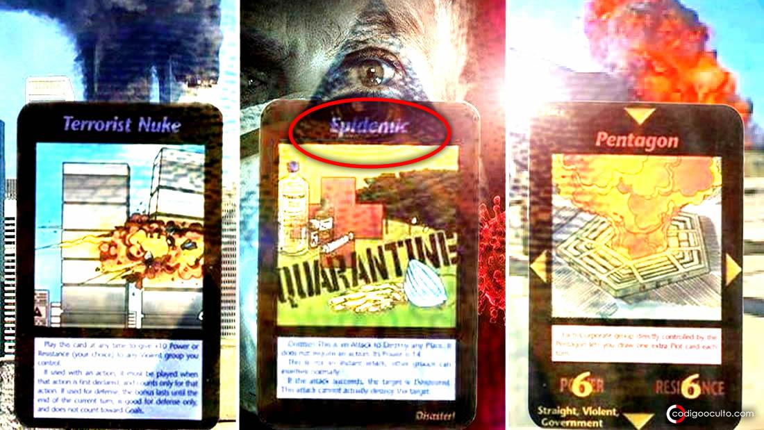 Juego de Cartas Illuminati: ¿Una agenda planeada y ocultada por las élites?