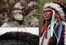 Leyendas alienígenas de la tribu Cherokee: seres Nunnehi, viajeros de otros mundos