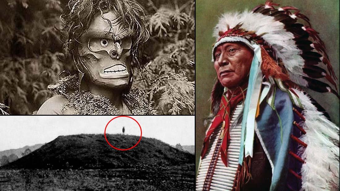 Leyendas alienígenas de la tribu Cherokee: seres Nunnehi, viajeros de otros mundos (Vídeo)