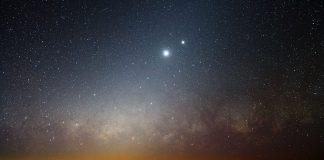 Mira desde HOY el brillante desfile de planetas