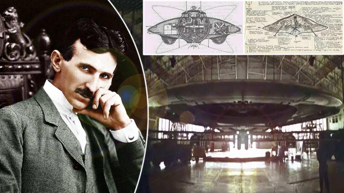 ¿Nikola Tesla descubrió los secretos de la tecnología antigravedad?