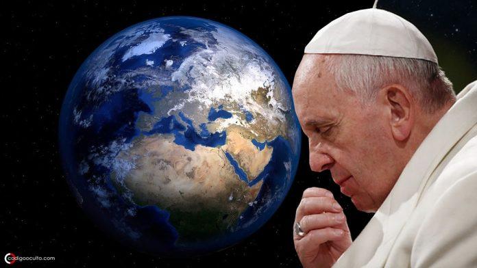 Papa Francisco solicita un «Gobierno Mundial» para «salvar a la humanidad»