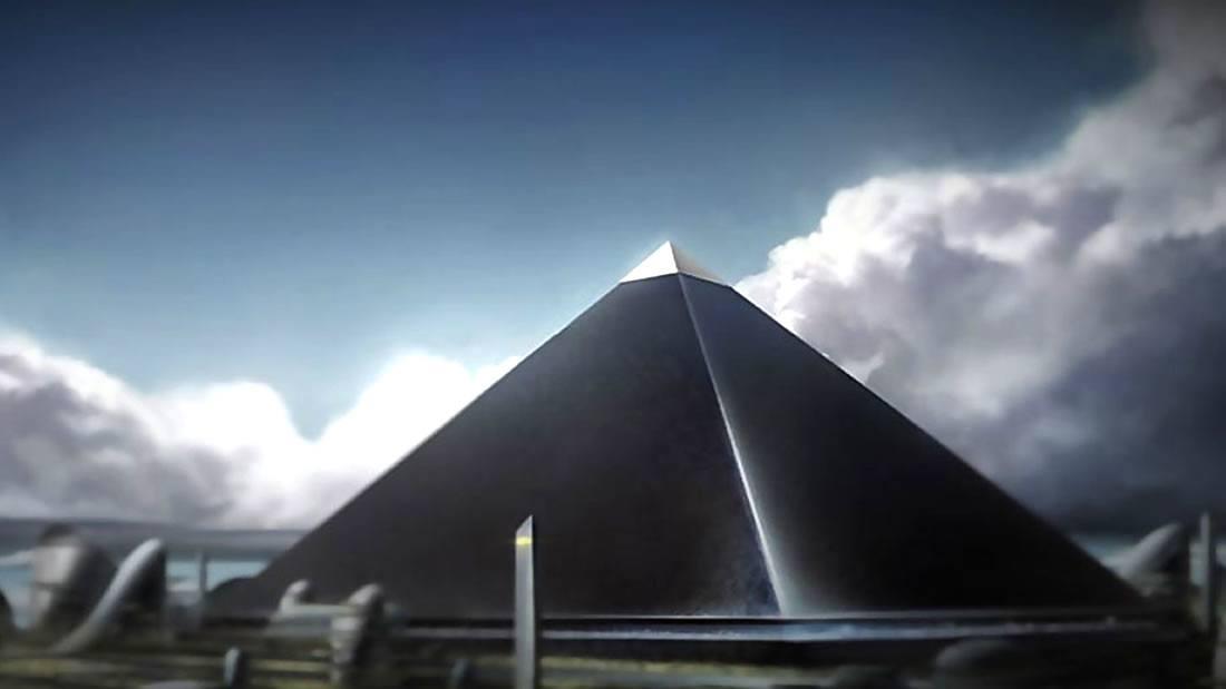 Pirámide Negra: un misterioso hallazgo en Egipto que «desapareció» (Vídeo)