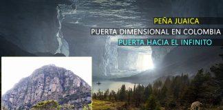 Peña de Juaica: un «Portal Interdimensional» en Colombia - Puerta hacia el Infinito