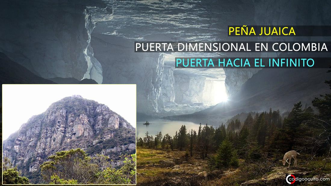 Peña de Juaica: un «Portal Interdimensional» en Colombia – Puerta hacia el Infinito (VÍDEO)