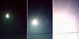Posible meteorito explota en el cielo de Turquía