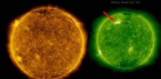 El Sol acaba de despertar: lanza su llamarada más fuerte desde 2017