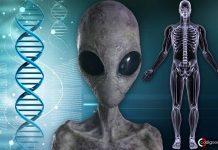 ¿Los alienígenas codificaron mensajes ocultos en el ADN humano?
