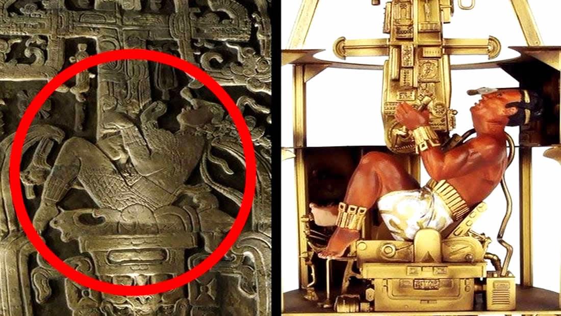 Alienígenas y el Misterio Maya: seres no humanos avanzados habrían visitado el planeta
