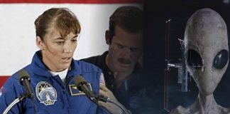 Astronauta se desmayó mientras declaraba haber visto «ALGO» en el espacio