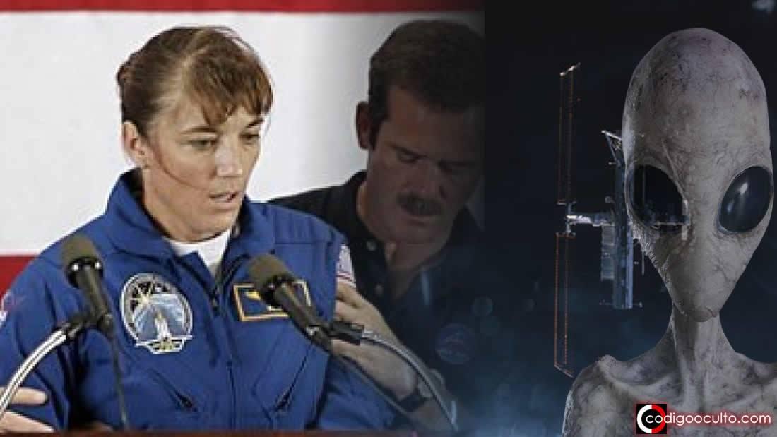 Astronauta se desmayó mientras declaraba haber visto «ALGO» en el espacio (VÍDEO)