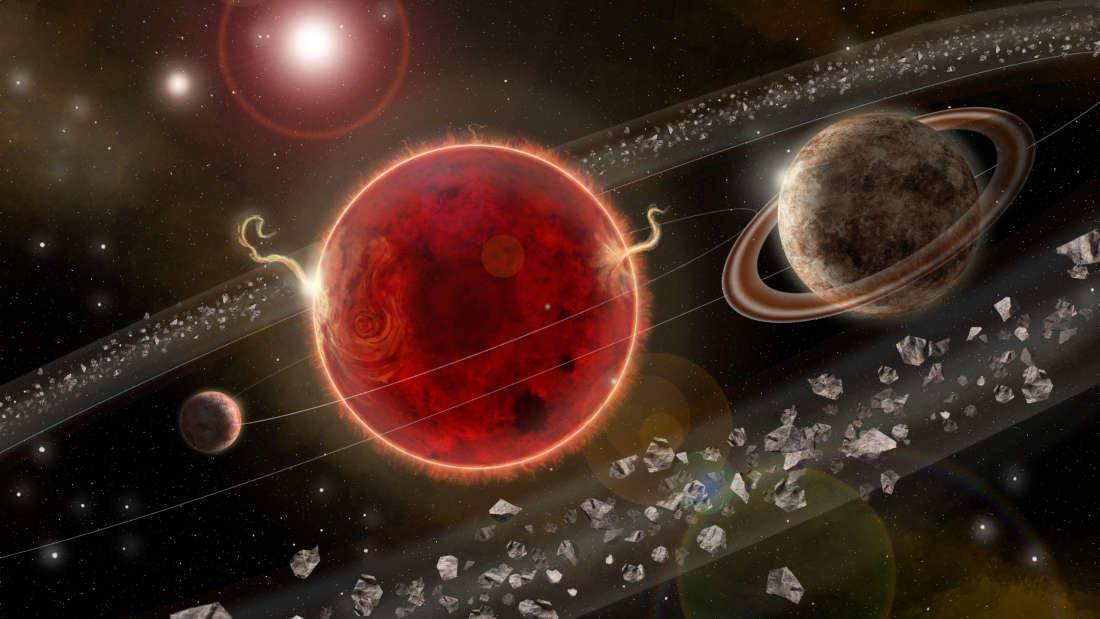 Astrónomos confirman existencia de un segundo planeta en la estrella más cercana al Sol