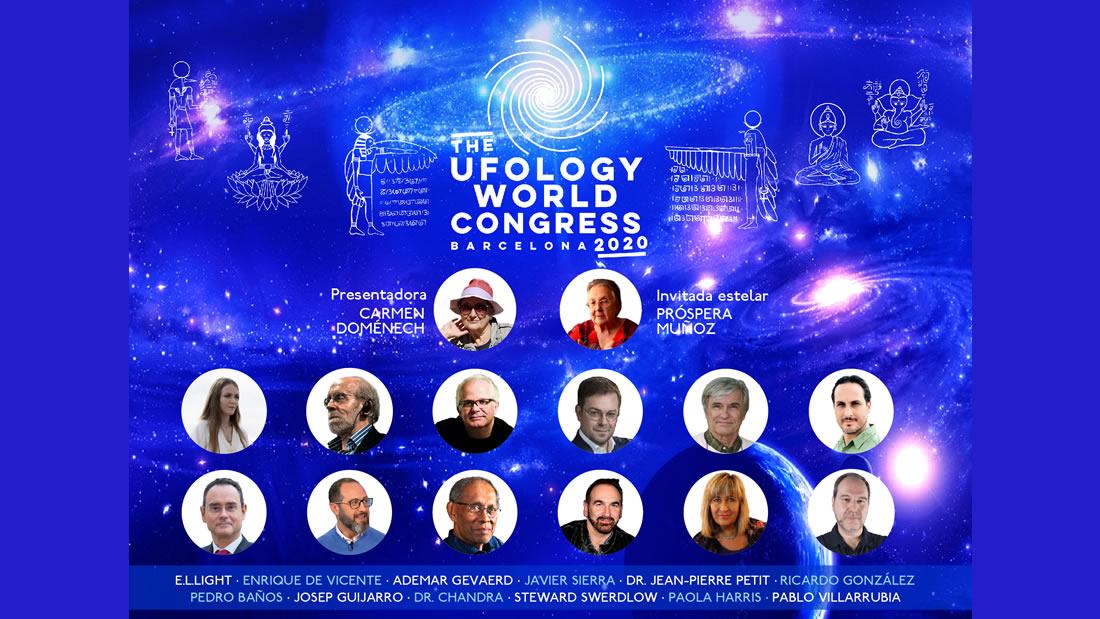 El Congreso UFO más importante de Europa vuelve del 25 al 27 de Septiembre