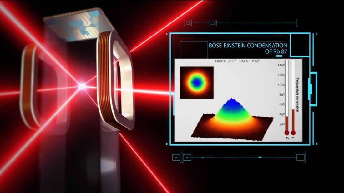 Crean exótico quinto estado de la materia y lo usan para explorar el «mundo cuántico»