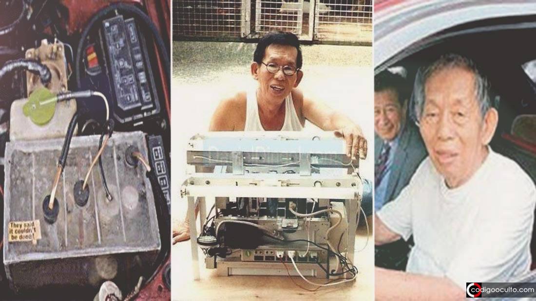 Daniel Dingel, ingeniero filipino creó un «motor de agua» y fue encarcelado a 20 años (VÍDEO)