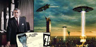 Documentos de Wikileaks sugieren que Wernher Von Braun habría intentado advertirnos sobre una falsa invasión alienígena