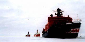 EE.UU. solicita rompehielos nucleares armados para una demostración de fuerza en el Ártico