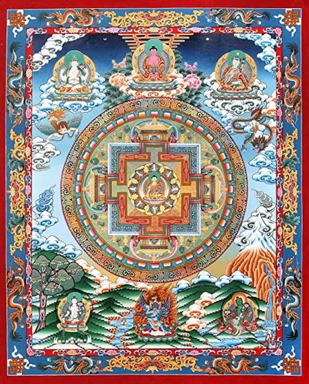 El Poder de los Mandalas: ¡conoce su importancia para la sanación y la meditación!