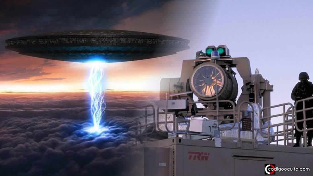 La Élite habría replicado los «métodos defensivos» alienígenas (VÍDEO)