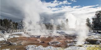 Erupción reciente del Yellowstone es una de las más grandes de todos los tiempos