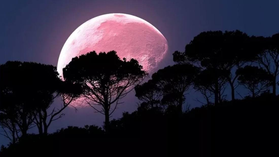 Este viernes disfruta una «Luna llena de fresa» y un eclipse lunar penumbral