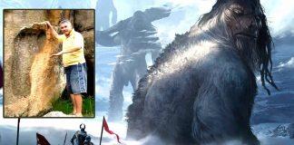 La Huella de un Gigante en Mpuluzi «La Huella de Dios»