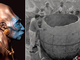 El jarrón gigante de arcilla de 2.400 años descubierto en Perú del que probablemente nunca has oído hablar