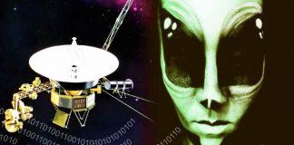 Mensaje «Alerta para Supervivencia Planetaria» recibido supuestamente por la Voyager 2