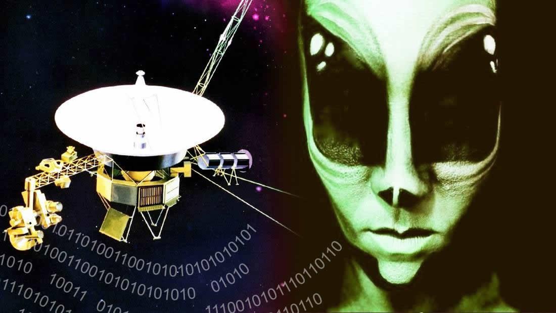 Mensaje «Alerta para Supervivencia Planetaria» recibido supuestamente por la Voyager 2 (VÍDEO)