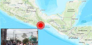 México es golpeado por sismo de magnitud 7.4 durante la pandemia