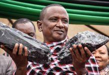 Minero artesanal se hace millonario al encontrar las dos gemas de tanzanita mas grandes de la historia