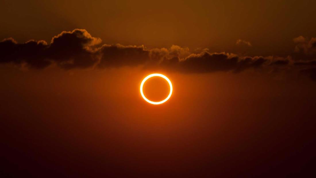 ENVIVO: Mira el Eclipse Anular de Sol (VÍDEO)