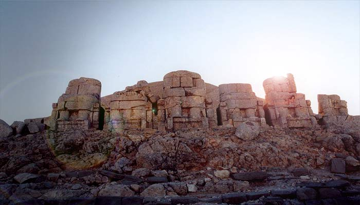 Nemrut Dağ: la montaña de los antiguos dioses