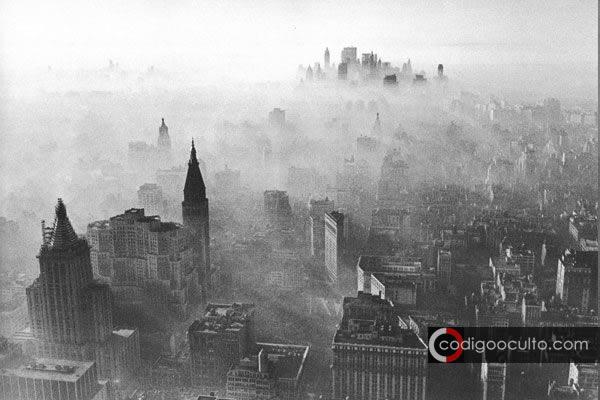 La «niebla asesina» de Londres que acabó con 12.000 personas en 1952