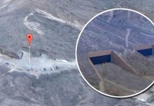 ¿Se han descubierto accesos a túneles subterráneos en el Área 51?