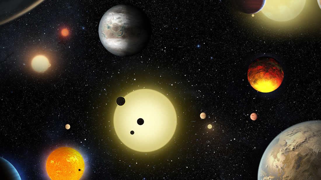 Seis mil millones de planetas similares a la Tierra podrían existir en nuestra galaxia