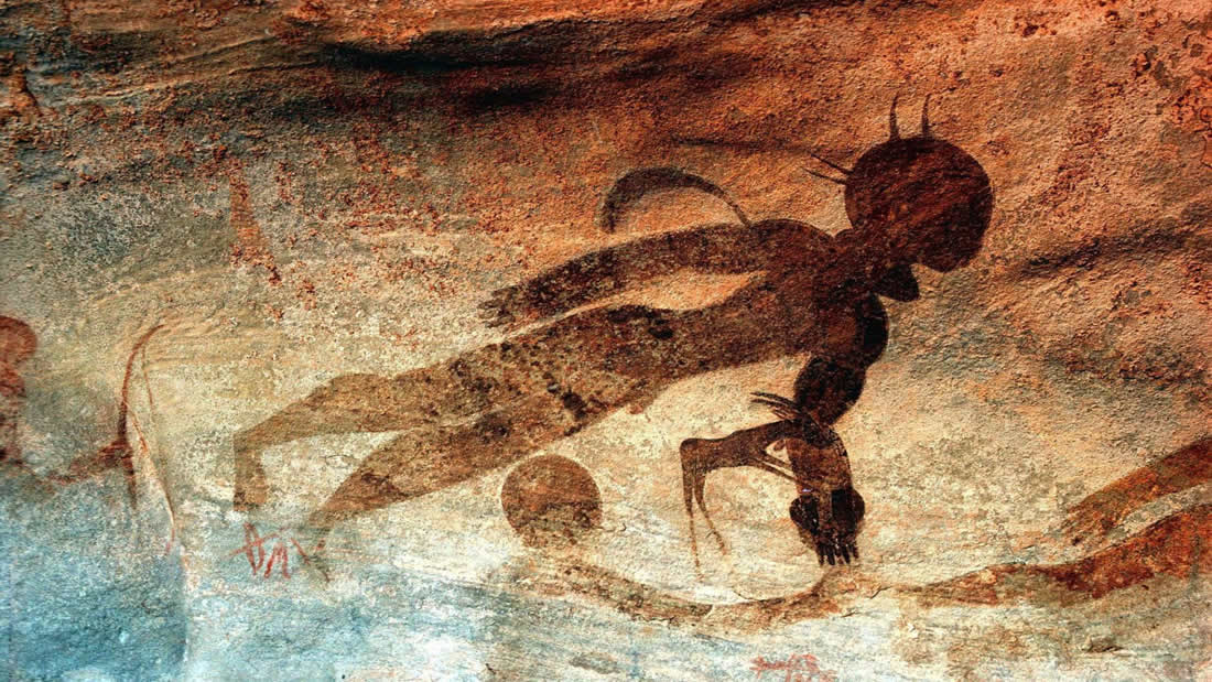 Tassili N'Ajjer: ¿evidencia de contacto alienígena en el remoto pasado? (VÍDEO)