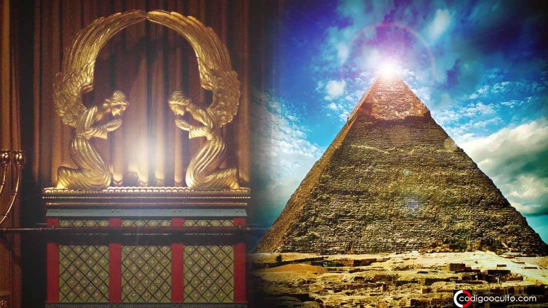 Arca de la Alianza: ¿Dispositivo usado para alimentar a la Gran Pirámide de Giza?
