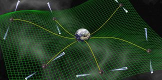 Cazadores de agujeros negros ubican el centro del Sistema Solar a menos de 100 metros