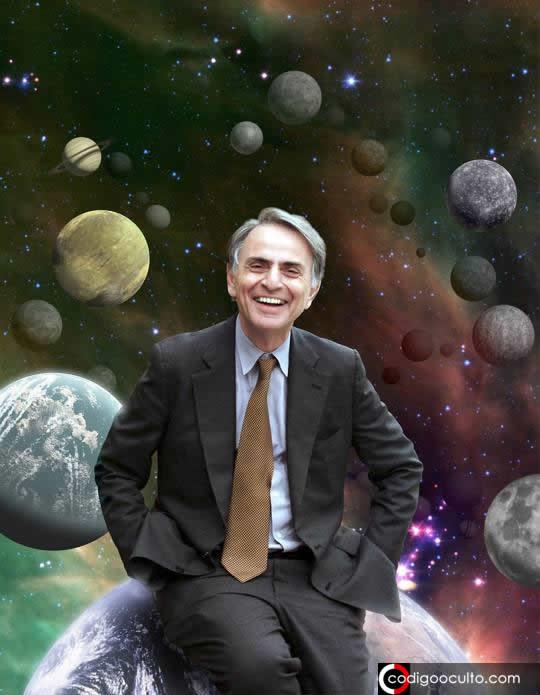 Carl Sagan: una mente diferente que revolucionó la ciencia