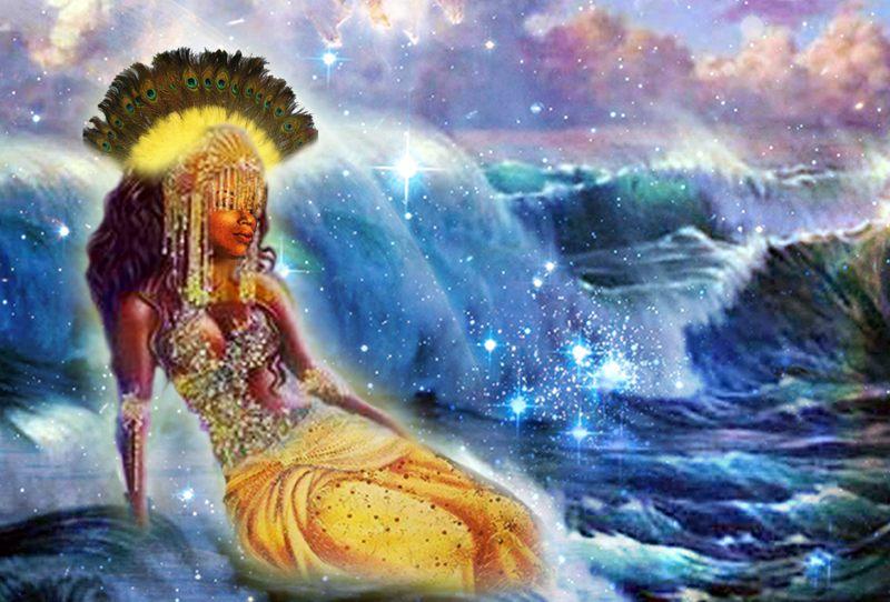 Diluvio Universal: leyendas africanas y oceánicas