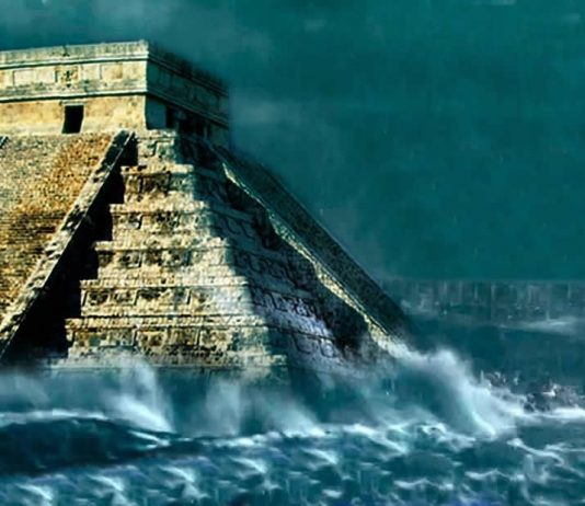 El Diluvio Universal en las leyendas americanas: el «castigo de los dioses»