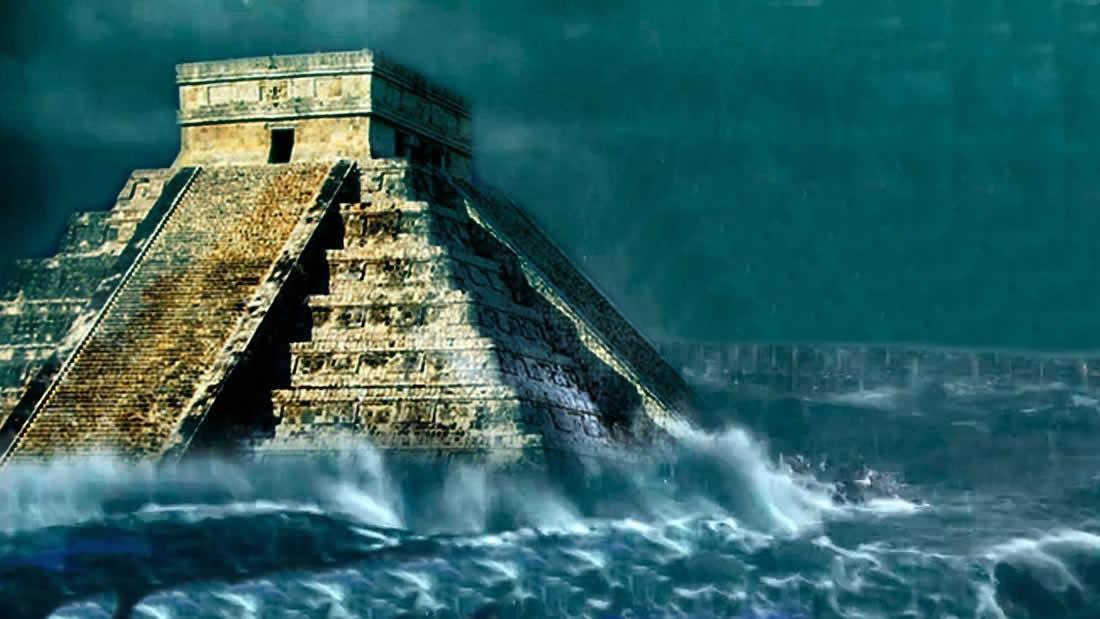 El Diluvio Universal en las leyendas americanas: el «castigo de los dioses» (VÍDEO)