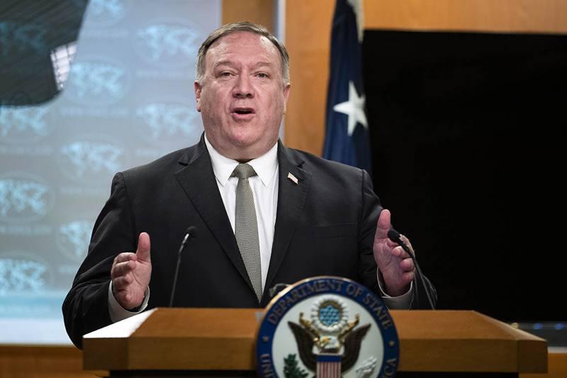 EE.UU. podría prohibir TikTok, dice el secretario de estado Mike Pompeo